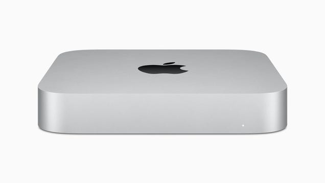 Speed up Your Home Workstation With $99 off the New 512GB M1 Mac Mini