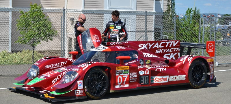 Illustration for article titled Why Did Mazda's Second Prototype Disappear This Weekend?