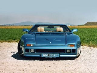 Illustration for article titled Just Discovered: DeTomaso Pantera SI