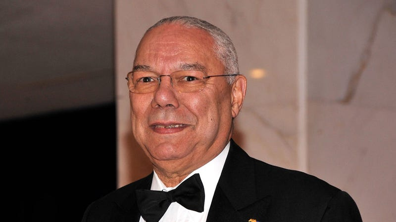 Illustration for article titled Colin Powell Goes Rogue, Comes Out in Support of Gay Marriage