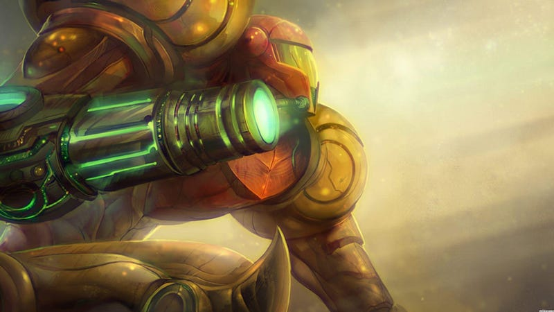 Illustration for article titled 5 Awesome Metal Covers of Music from Metroid