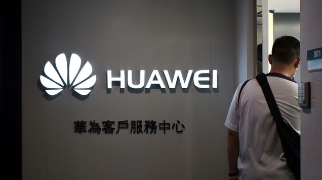 CIA Allegedly Told Allies That Huawei Is Funded By Chinese State Security, Army