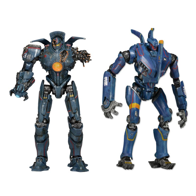Illustration for article titled In January, you'll finally be able to own every Jaeger from Pacific Rim