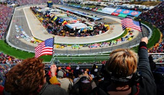 Illustration for article titled NASCAR Decries Indiana Anti-Gay Law