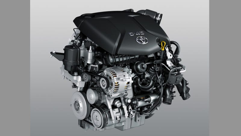 Illustration for article titled Verso First Toyota To Use New BMW-Supplied 1.6-Liter Diesel Engine
