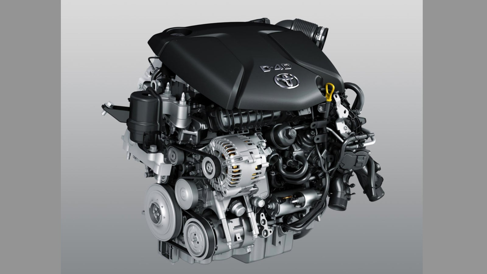 verso first toyota to use new bmw supplied 1 6 liter diesel engine rh jalopnik com toyota engine serial number toyota engine series