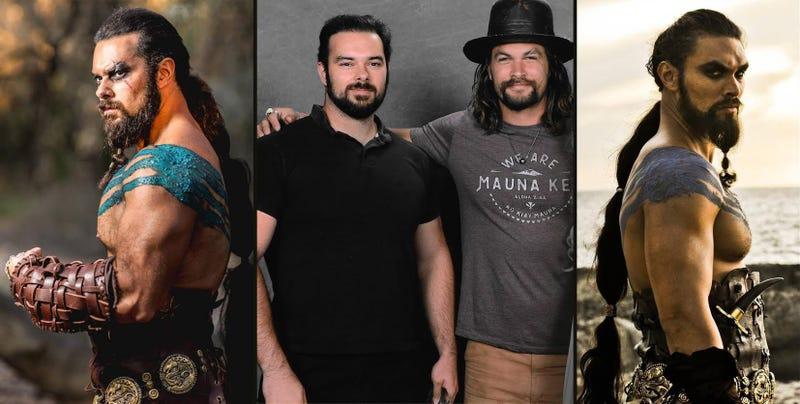 Illustration for article titled When Khal Drogo Met Khal Drogo