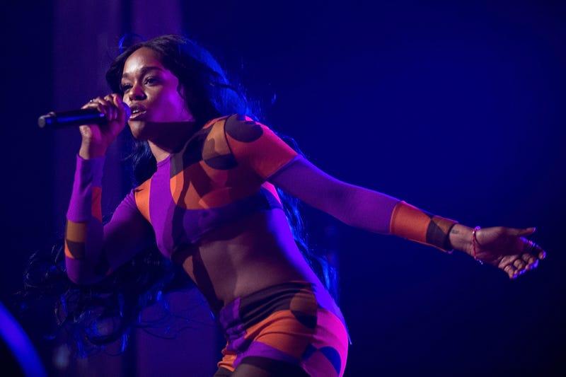 Azealia Banks  (Cassandra Hannagan/Getty Images)
