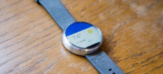 Illustration for article titled Sold-Out Moto 360 Returns On Tuesday With Brand New Moto X