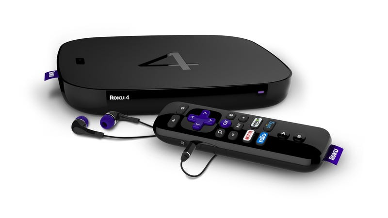 Illustration for article titled The Beefy New Roku 4 Makes It Easy to Find 4K Content