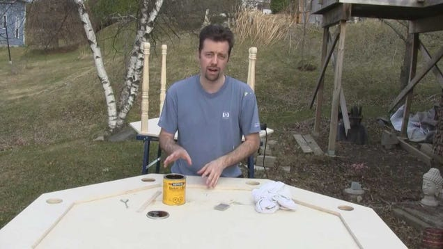 Build your own pro style poker table at home - Build your own poker table ...
