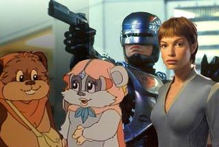Illustration for article titled Most unneccessary science fiction TV spinoffs of all time