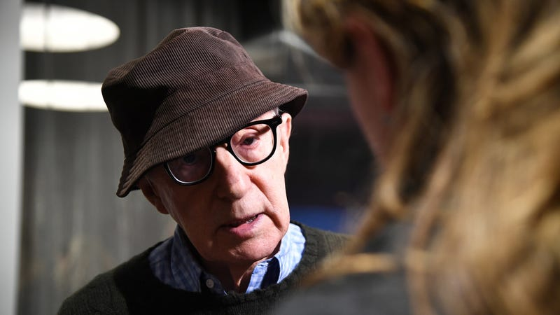 Illustration for article titled Woody Allen Says He's 'Done Everything The Me Too Movement Would Love To Achieve'