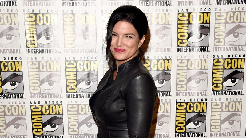 Illustration for article titled Gina Carano will also play someone who is not Boba Fett in Disney+'s The Mandalorian