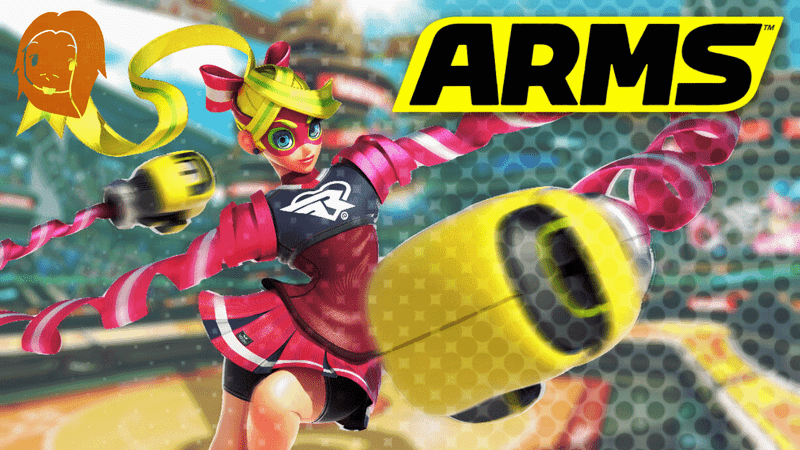 Illustration for article titled ARMS is Nintendo at Their Best