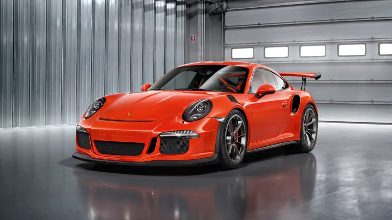 Illustration for article titled 991 GT3 RS: Underestimated Capabilities