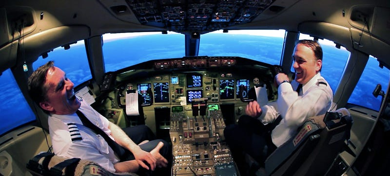 us pilots forget how to fly manually says department of transportation