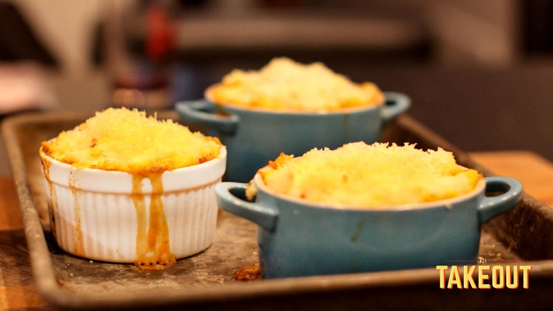 You can make personal shepherd's pie in 30 minutes