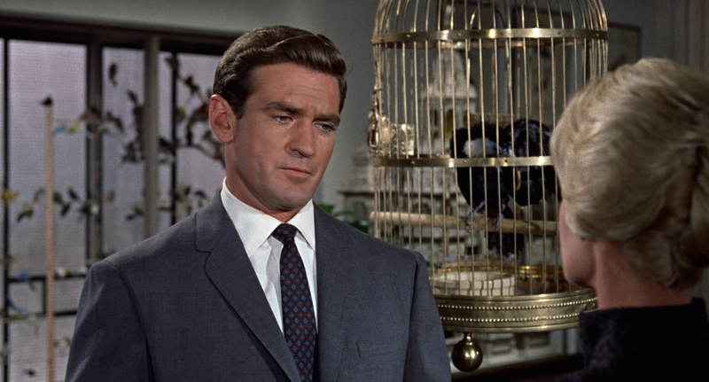 Illustration for article titled RIP Rod Taylor, Star of The Birds and The Time Machine