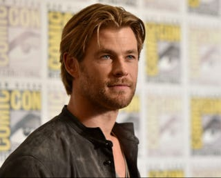 Illustration for article titled Chris Hemsworth Is People's Sexiest Man Alive 2014