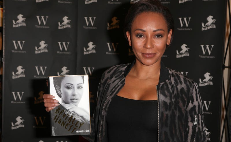 Mel B meets fans and signs copies of her new memoir 'Brutally Honest'  on November 28, 2018 in Greenhithe, England.