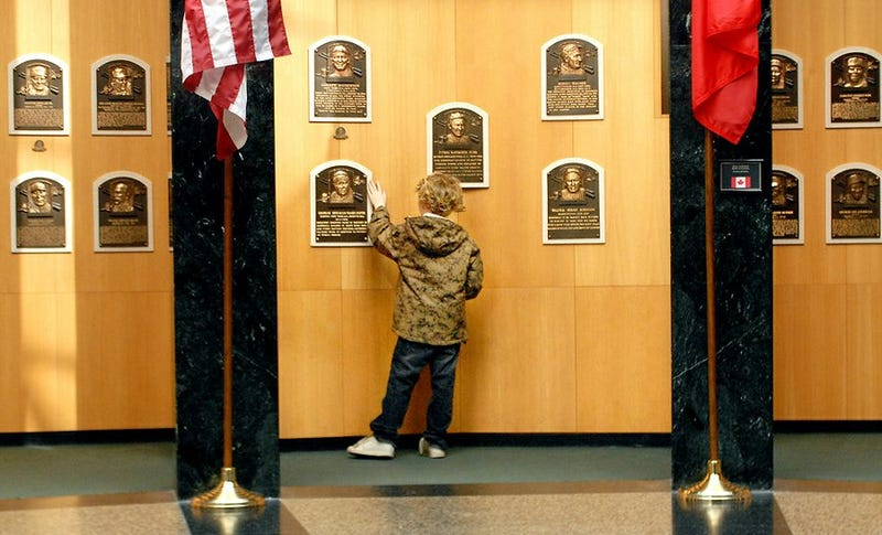 Illustration for article titled Who Was On The Ballots Of The Hall Of Fame Voters Refusing To Go Public?