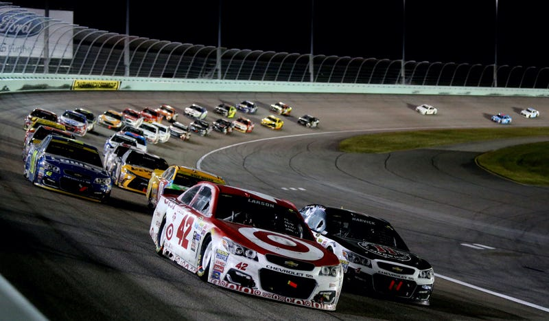 NASCAR announces wholesale changes to racing, points structure for 2017