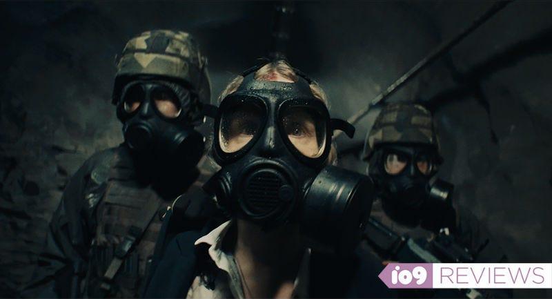 Gas masks? Unthinkable!