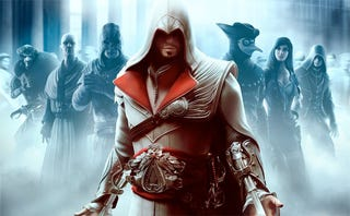 Illustration for article titled Assassin's Creed: Brotherhood Has A Killer Cameo