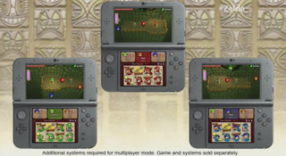 Illustration for article titled The Next Zelda Is A Three-Player Co-Op Adventure For 3DS