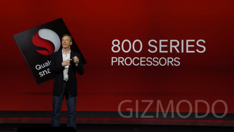 Illustration for article titled Meet the New Crazy-Fast Snapdragon 800 and 600 Processors