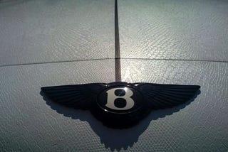 Illustration for article titled Dartz Gives Bentley Continental GT One Last Snake-Skinned Hurrah
