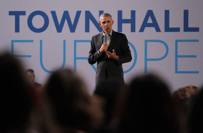 Illustration for article titled President Obama Warns of In-fighting Among Progressives