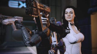 Illustration for article titled Interactive Comic Will Set Up Mass Effect 2 For PS3 [Update]