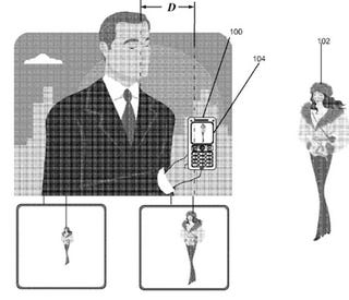 Illustration for article titled Automatic Cameraphone Zoom Shows Up In Sony Ericsson Patent App