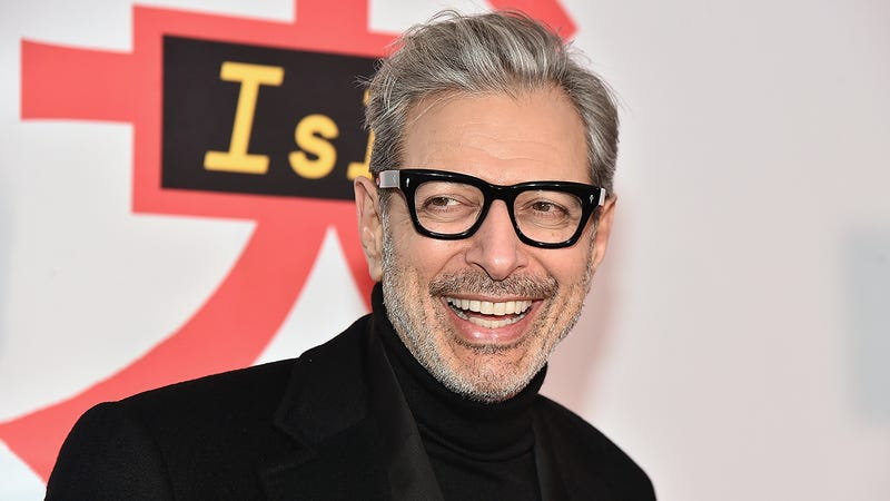 Illustration for article titled 'I Draw A Dinosaur On The Stomach Of Every Pregnant Woman I See': 5 Questions With Jeff Goldblum