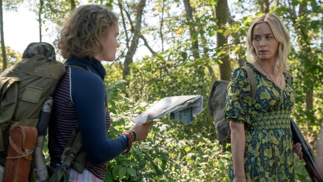 A Quiet Place II Tops the Weekend Box Office After 2020 s Movie Slump