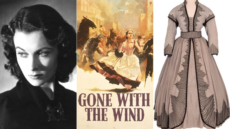 Illustration for article titled Third-Tier Gone With the Wind Costume Sells for $137,000