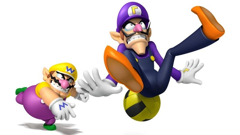 Illustration for article titled Super Mario's Next Sports Game Will Be Out In February