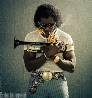 Illustration for article titled Don Cheadle as Miles Davis...looks amazing
