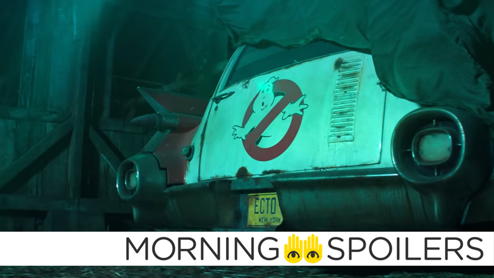 There's Already New Rumors About the Stars of the Next Ghostbusters