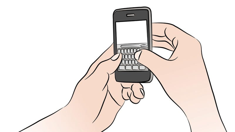 Illustration for article titled Texting While Parenting Linked to Recent Spike in Child Injuries