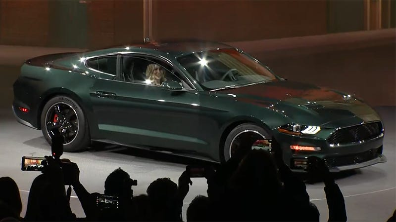 The 2018 Ford Mustang Bullitt Is Real And It Looks Perfect