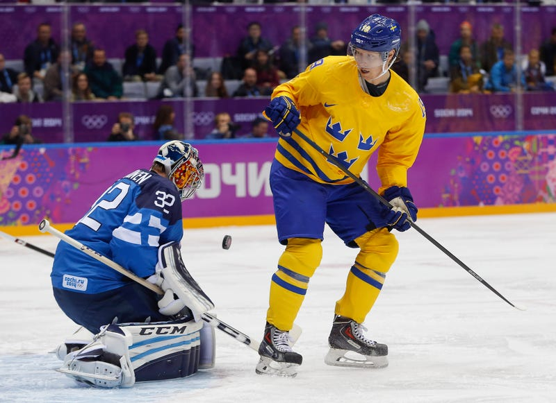 Illustration for article titled AP: Nicklas Backstrom Missed Gold Medal Game Due To Failed Doping Test