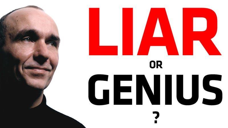 Illustration for article titled So Who The Hell Is This Peter Molyneux Guy, Anyway?