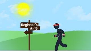 Illustration for article titled How I Got Over the Jogging Beginner's Hump