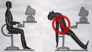 Illustration for article titled Practice Good Posture for Better Memory Retention