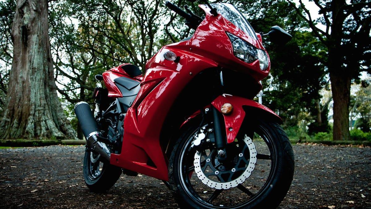 The Ten Best Motorcycles For A Beginner