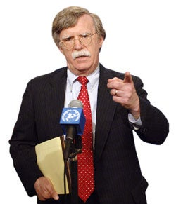 Illustration for article titled Opposition To John Bolton