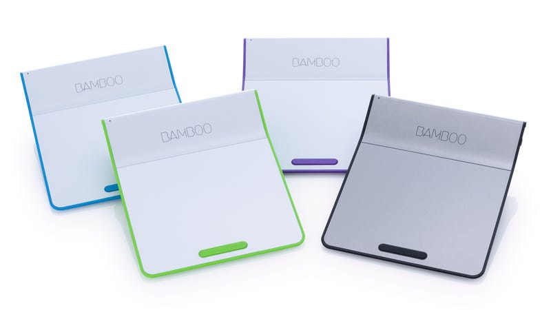 Illustration for article titled Wacom Bamboo Pad: A Touchpad Enhanced for Sketching and Writing